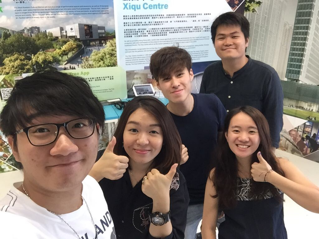 HKAAA Recruitment Day 開始前的合照
